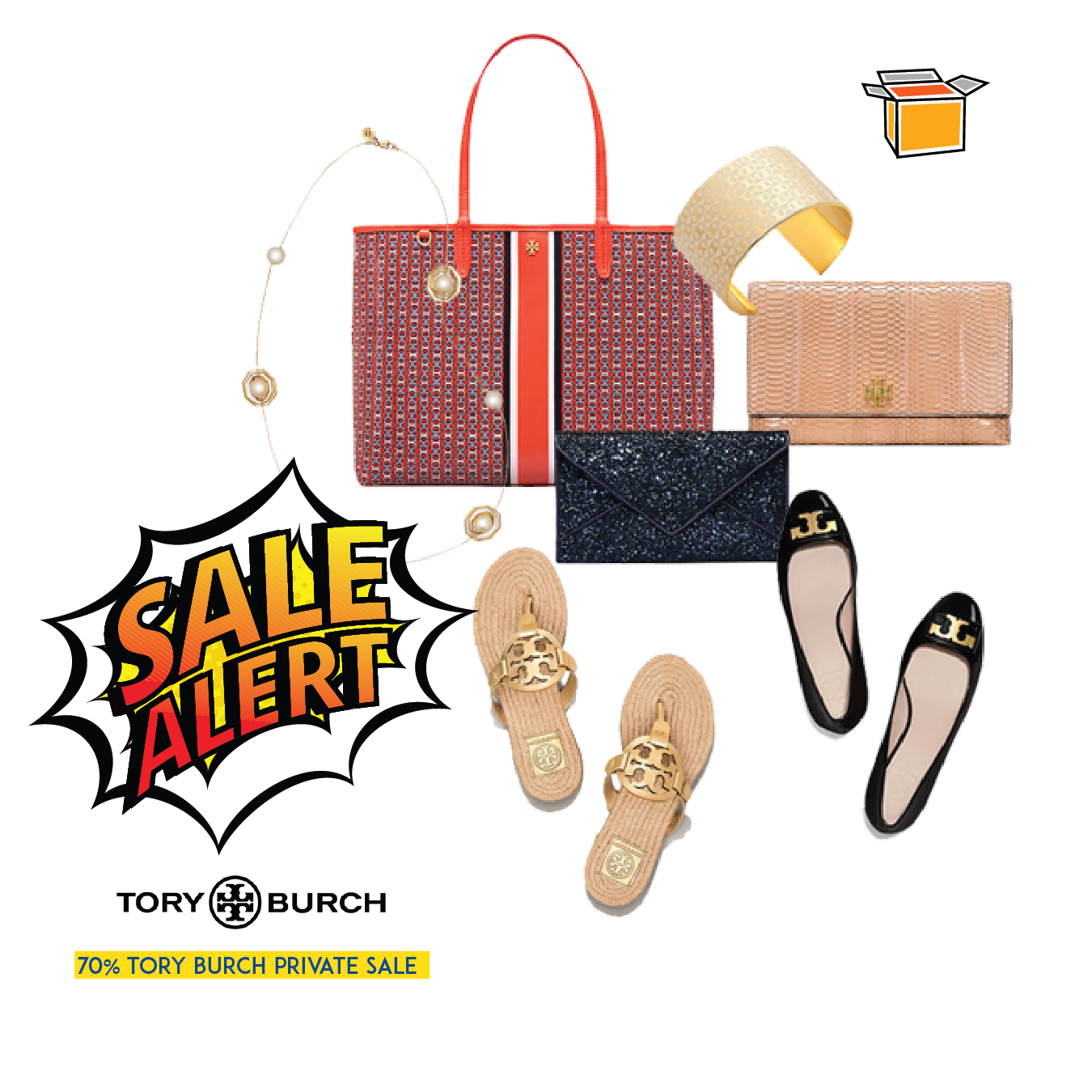 1dca5f0ac264 Get your favourite items from Tory Burch on sale