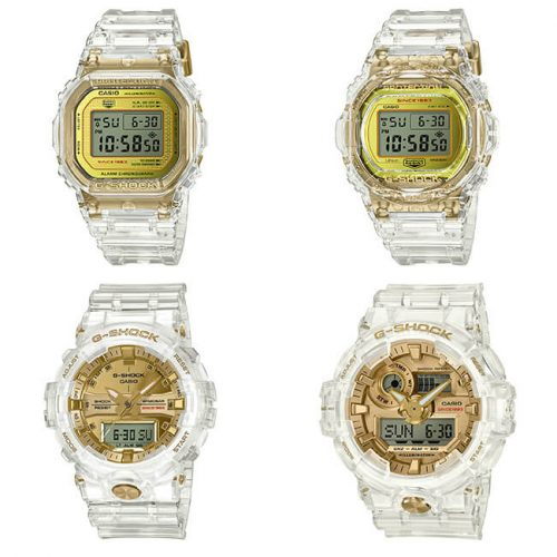 Casio G Shock Glacier Gold Collection Buyandship Malaysia