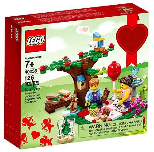 Lego Valentine S Day Sets Buyandship Singapore