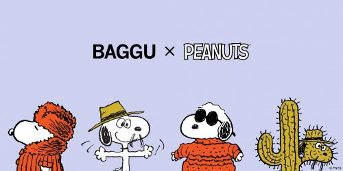 Baggu X Peanuts Buyandship Singapore