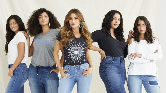 57f483e1089ac Sofia Jeans for Walmart
