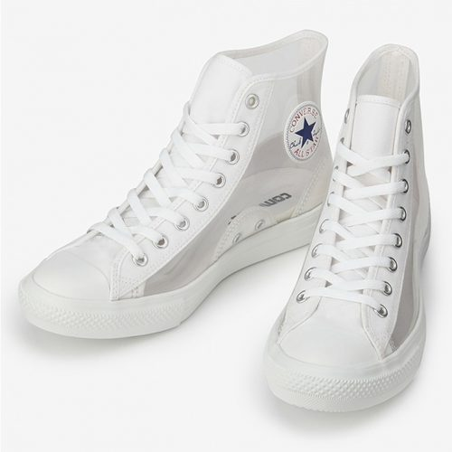 Converse All Star Light Clear Material