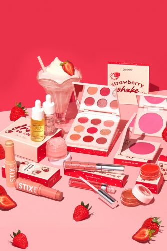 Strawberry Fields by ColourPop | Buyandship Singapore
