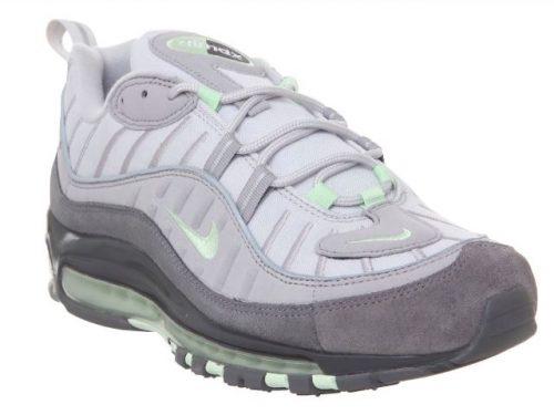 Air Max 98 'Fresh Mint & Vast Grey' | KicksUSA