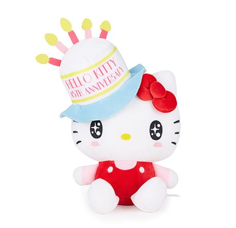11.11 Sale 2019 - Hello Kitty's 45th Anniversary Plushie