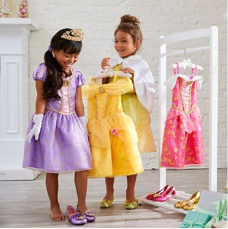 Disney Fancy Dresses and Costumes