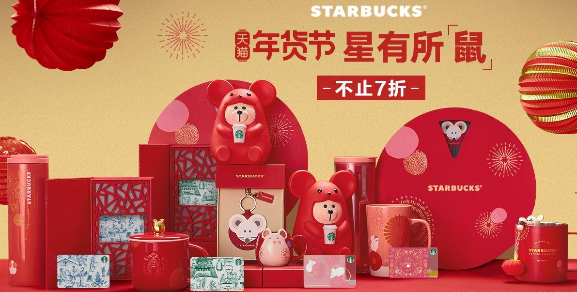 Starbucks Collectibles New Starbucks 2020 China Happy
