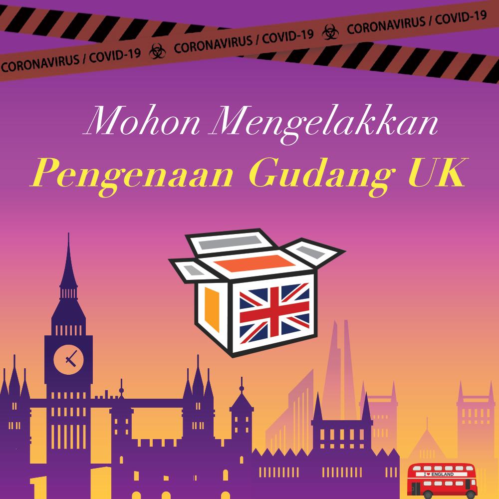 Avoid using UK Warehouse