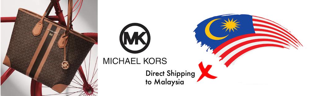 shop michael kors ship to Malaysia