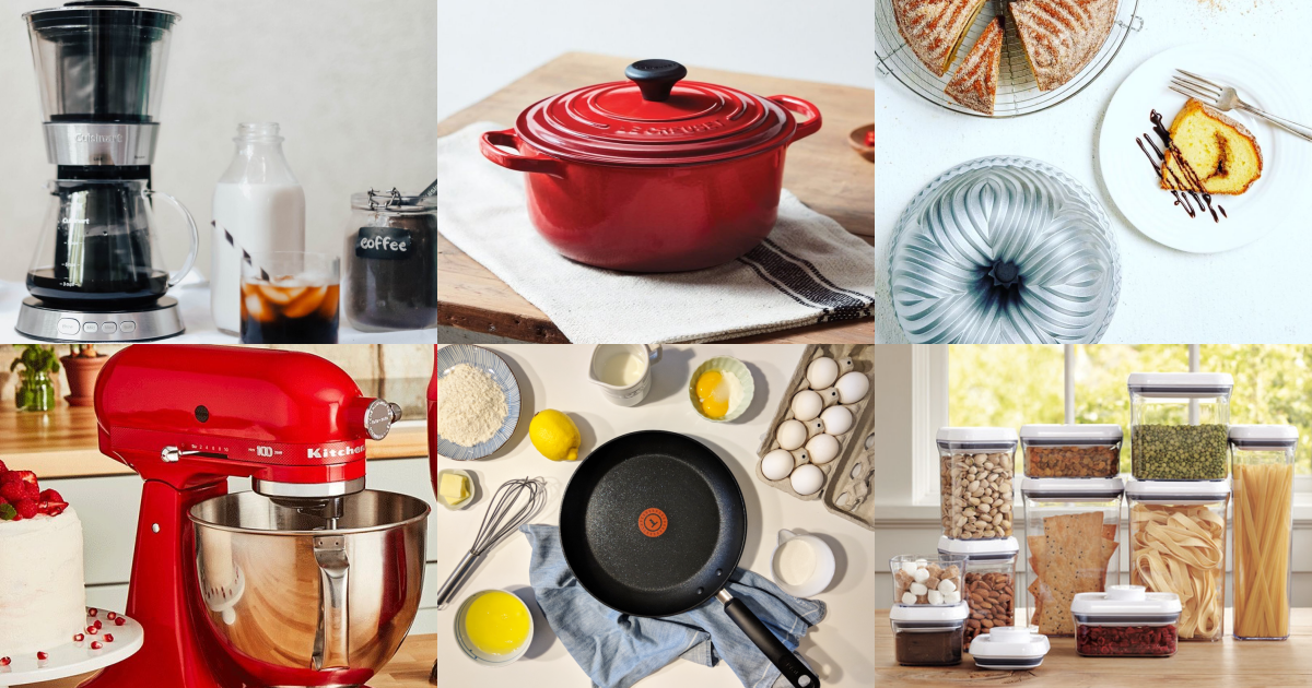 Top 6 Kitchenware Brands That Are Cheaper From Overseas Than Local Stores