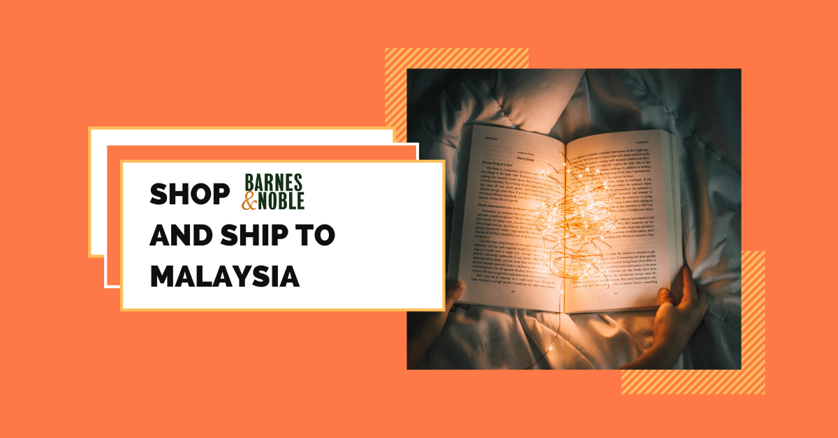 shop Barnes and Noble ship to Malaysia