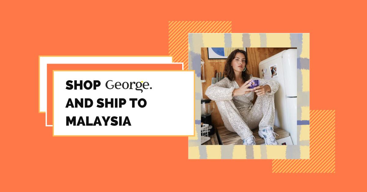 shop Asda George ship to Malaysia