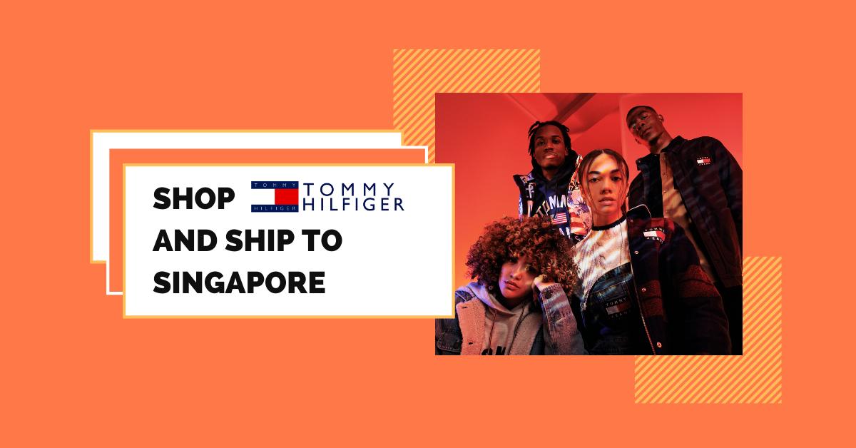 shop Tommy Hilfiger ship to Singapore