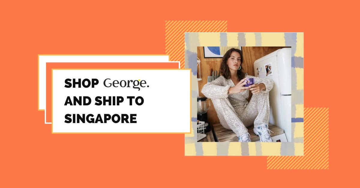 shop Asda George ship to Singapore