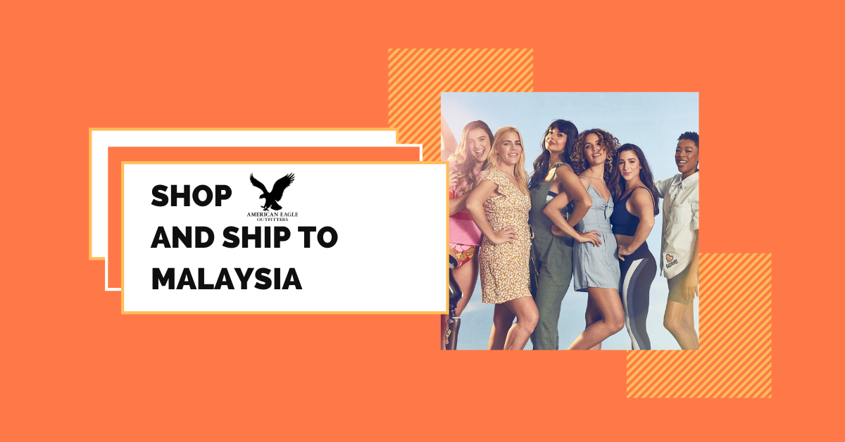 shop American Eagle Outfitters ship to Malaysia