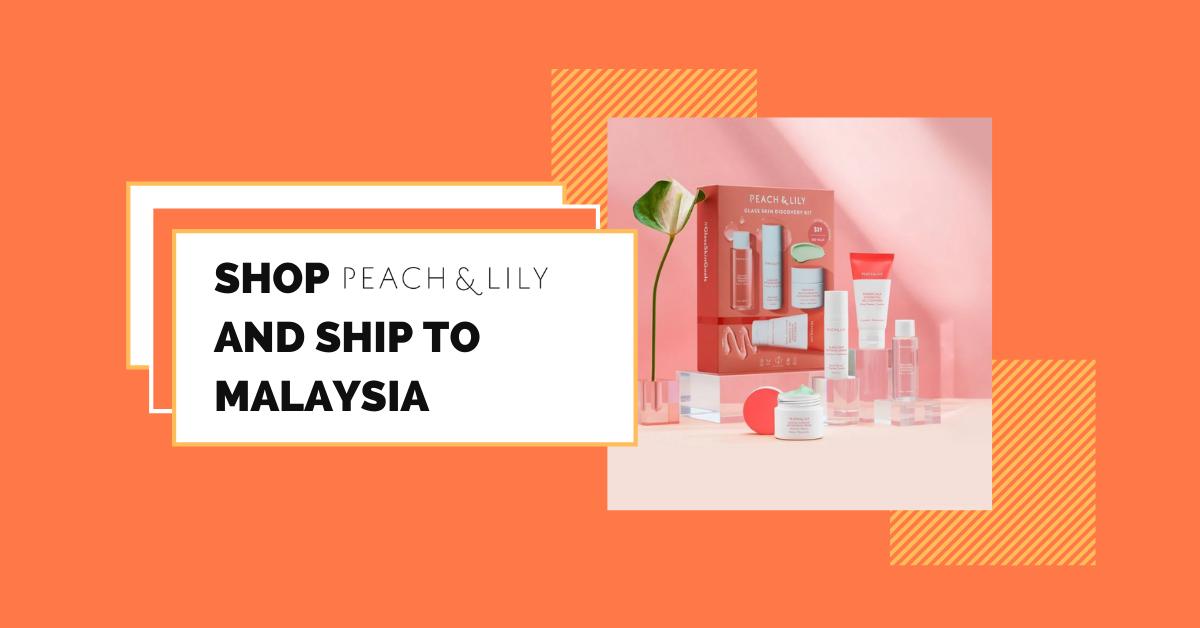 shop Peach & Lily ship to Malaysia