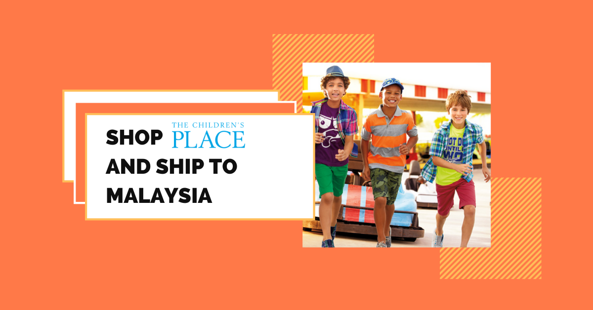 shop The Children's Place ship to Malaysia
